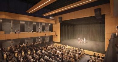 AISD Celebrates Groundbreaking of Fine Arts Center and Athletics Complex