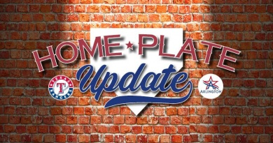 'Home Plate Update' Celebrates Texas Live! Opening, Ballpark Milestones