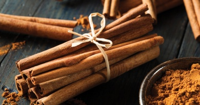 The Health Benefits of using Cinnamon
