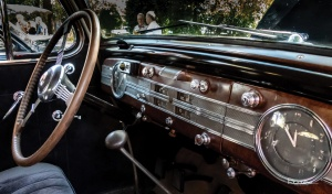 A Classic Car that Honors Grandmother