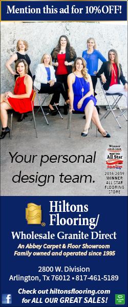 Hiltons Flooring April 2020