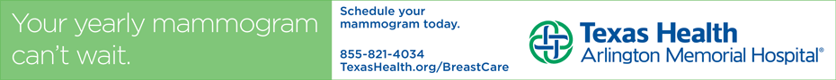 Texas Health Resource Breast Care Oct 2020