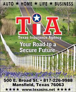 Texas Insurance Agency May 2020